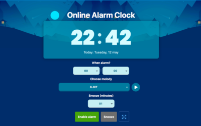 3 of the best online alarm clocks