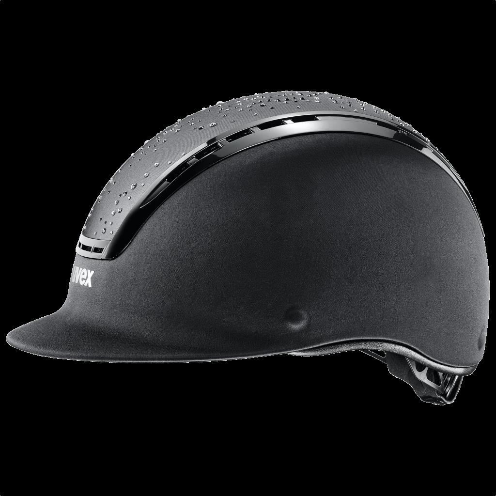 uvex equestrian helmet diamond