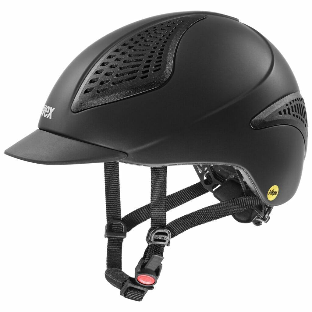 MIPS riding helmet uvex equestrian exxential II MIPS