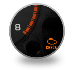 CHECK ENGINE LIGHT CODE SCAN