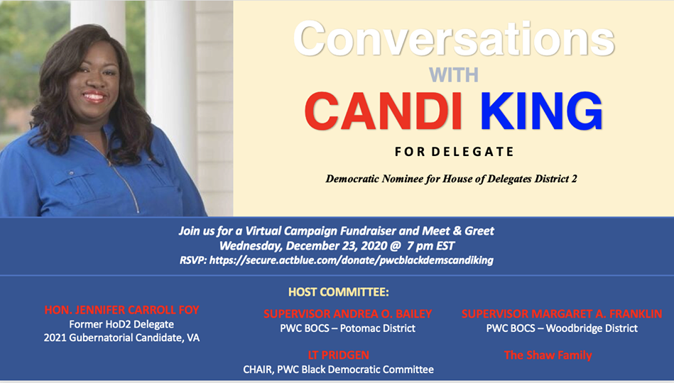 Conversation with Candi King
