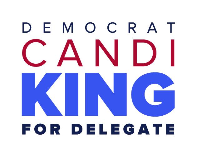 2021 Candi King for Delegate