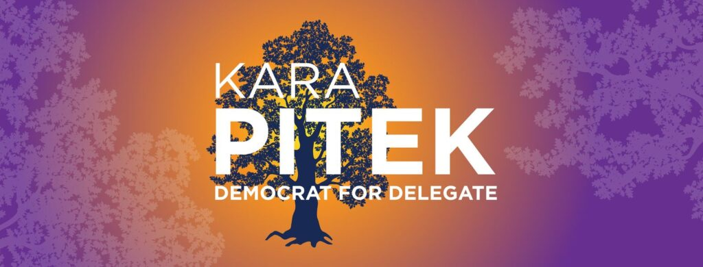 Kara Pitek Democrat For Delegate
