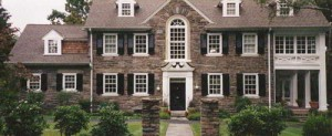 West House at Swarthmore College