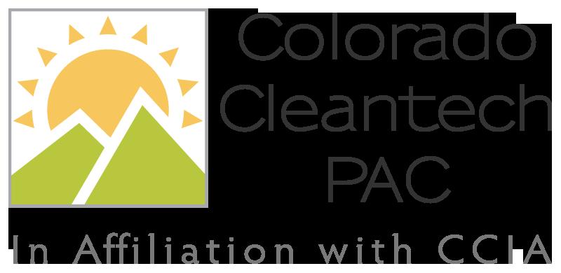 Colorado Cleantech PAC Logo