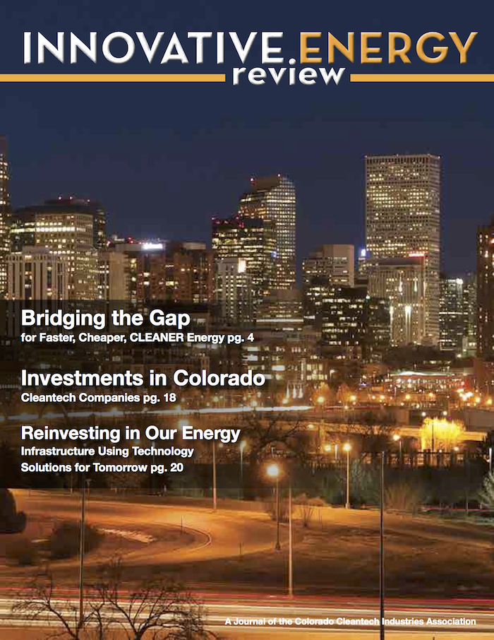 Innovative Energy Review 2013 Cover
