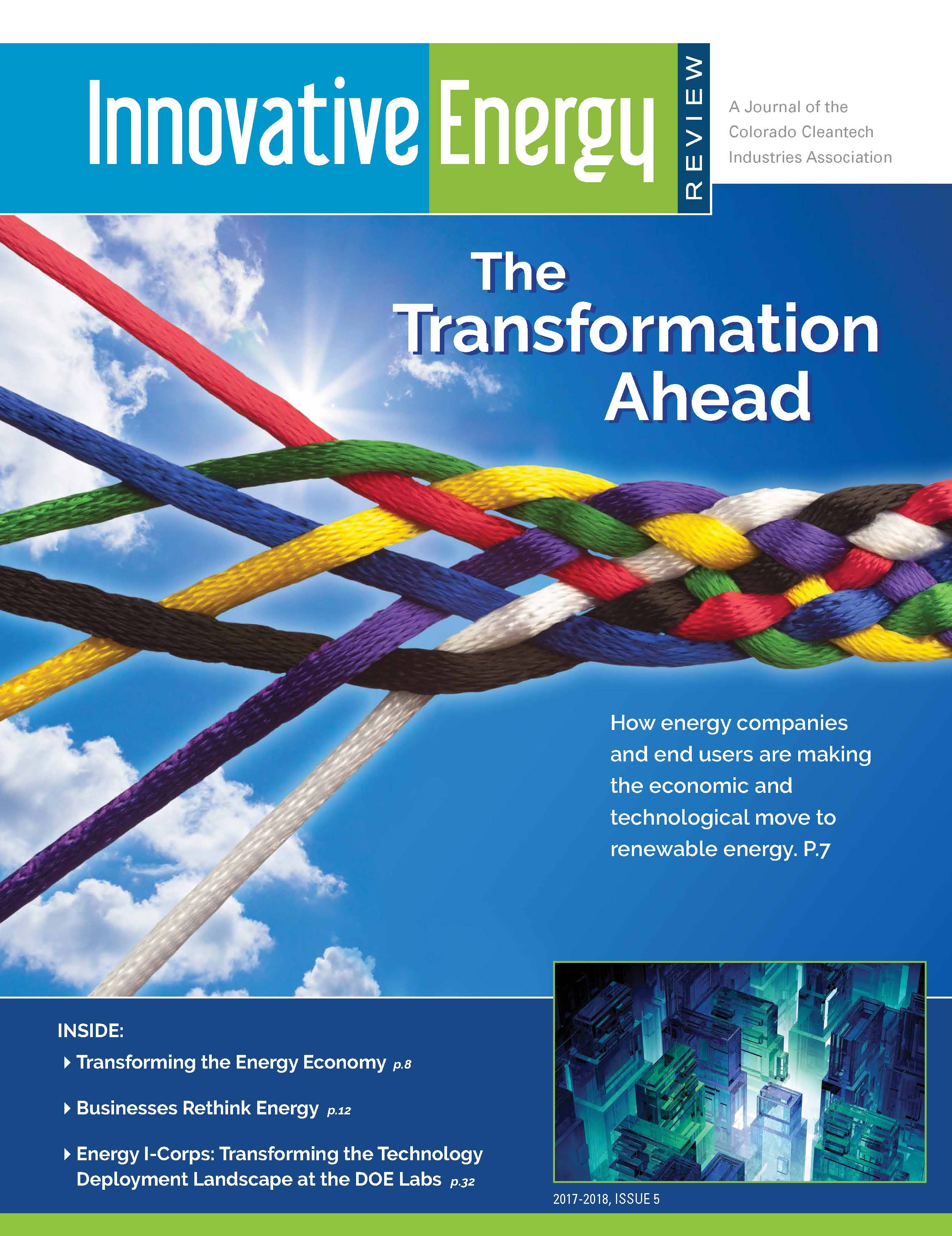 Innovative Energy Review Cover