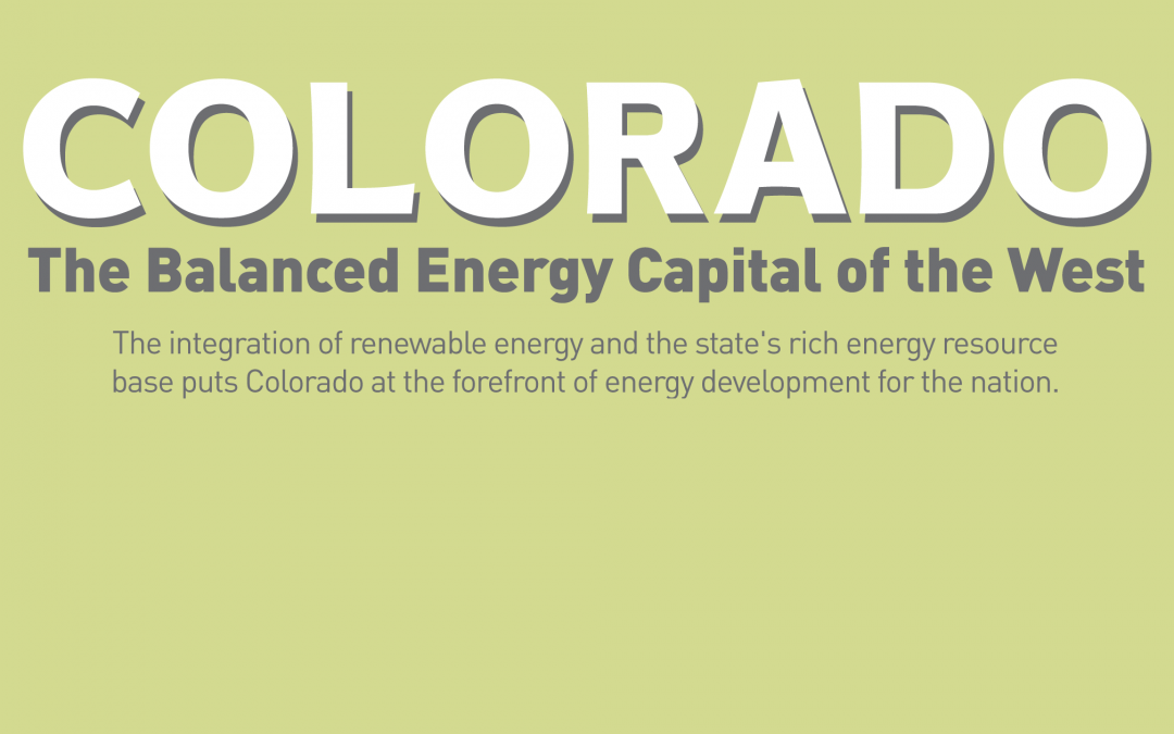 The Balanced Energy Capital of the West