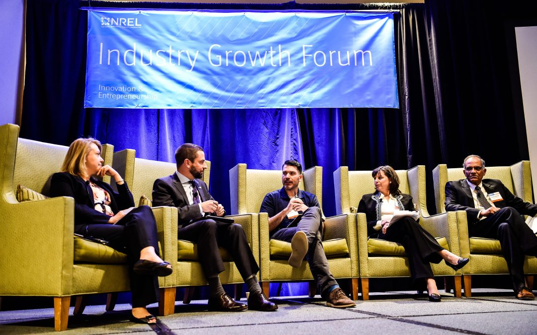 20 Years & 30 Forums – NREL's Industry Growth Forum