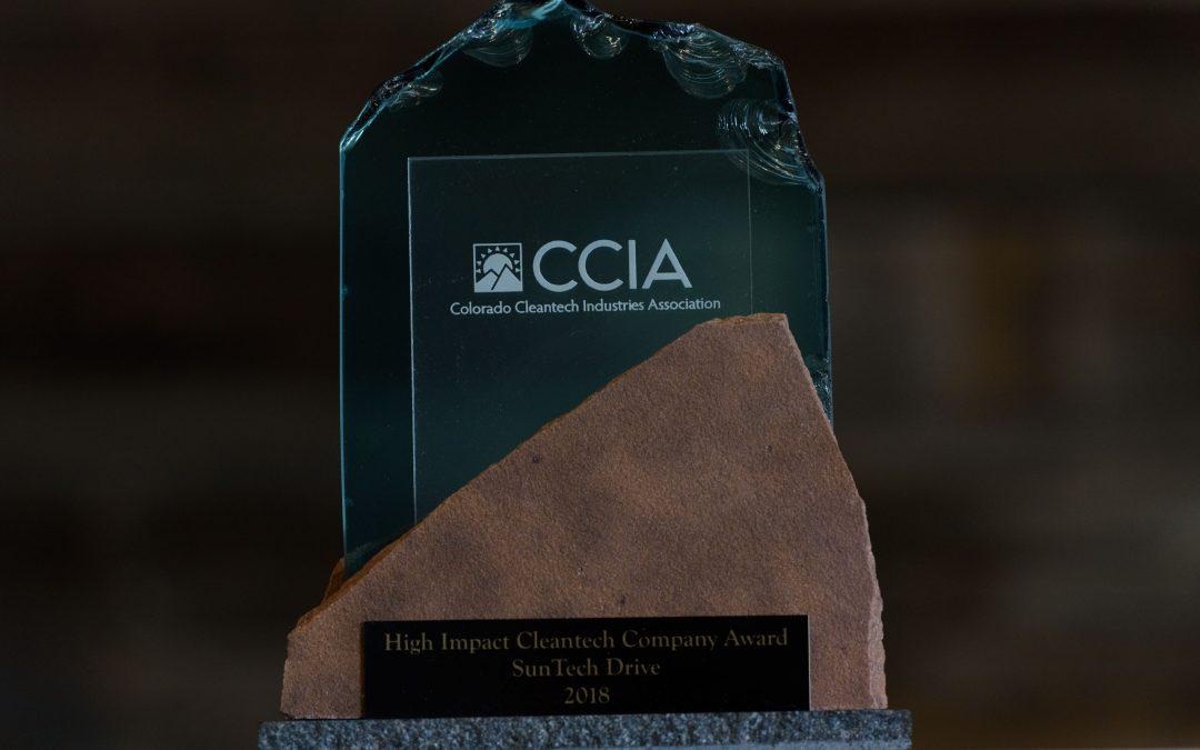 Cleantech Awards!