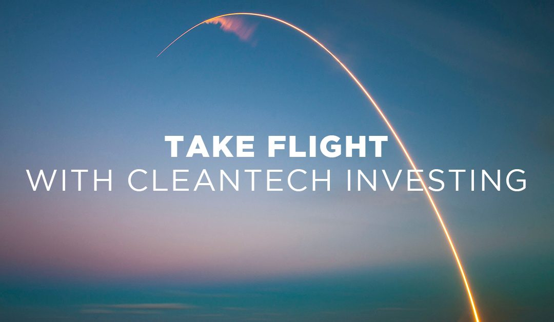 Cleantech takes off