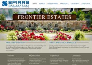 web hosting and design spiars engineering