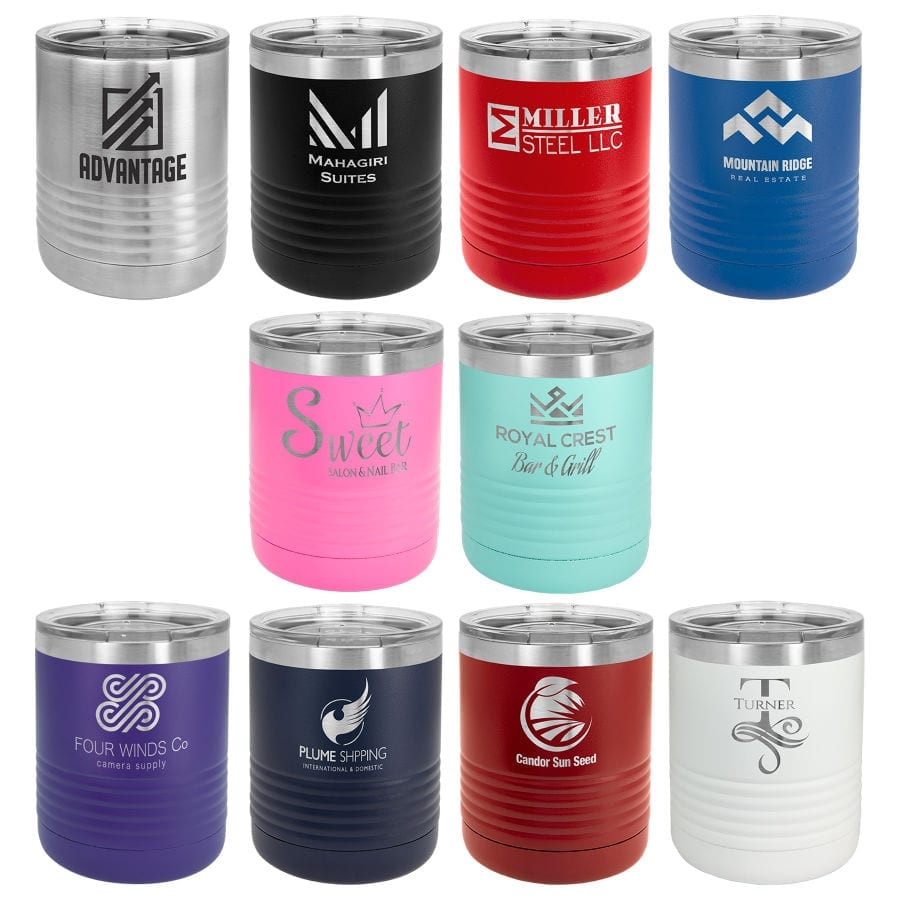 10oz tumbler all colors