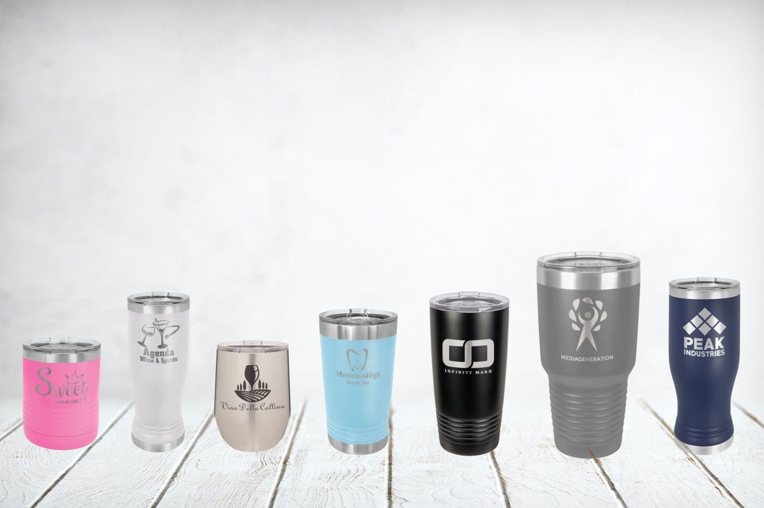 Liquid Life Drinkware Products