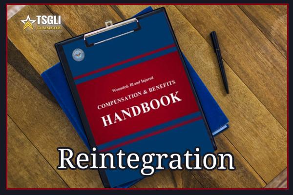 Compensation and Benefits Handbook Reintegration