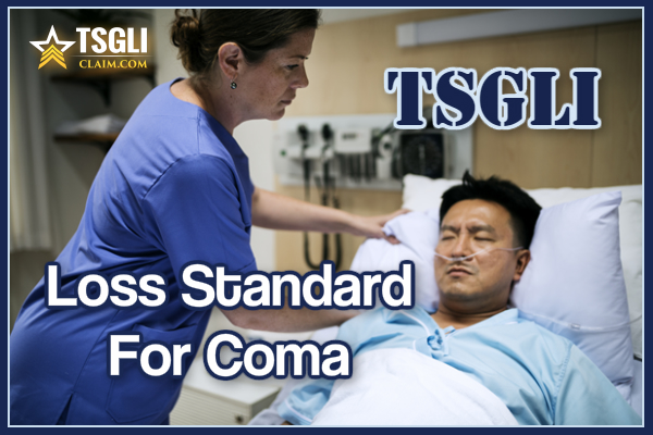 TSGLI Loss Standard For Coma