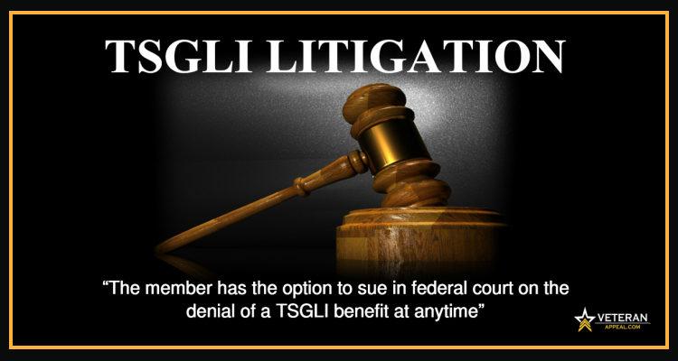 TSGLI Litigation
