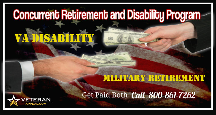 Concurrent Retirement and Disability Program