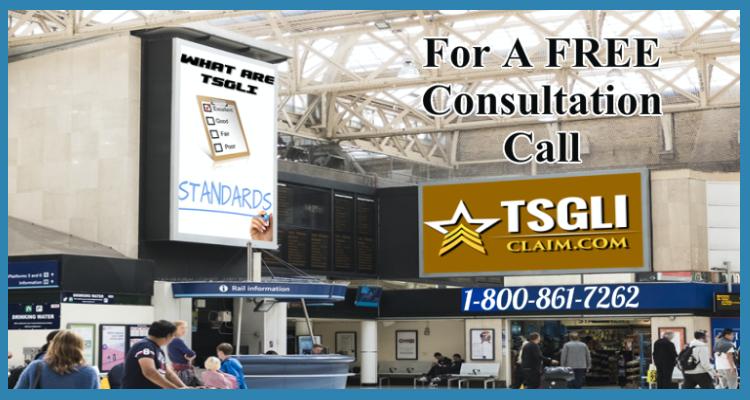 What Are TSGLI Standards