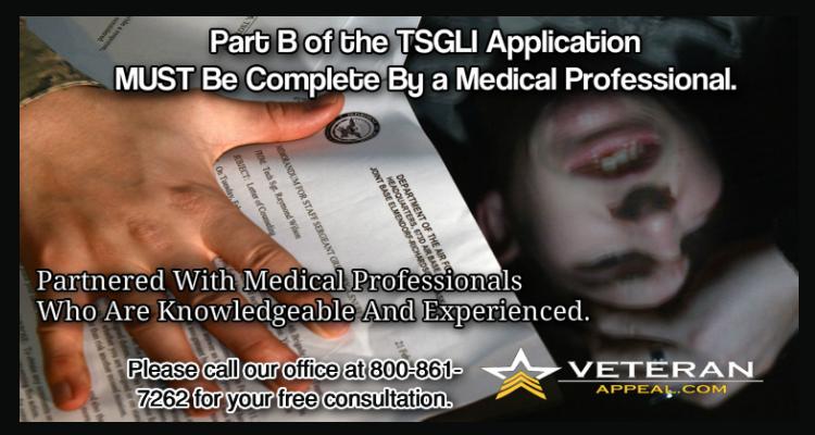 TSGLI APP Part B
