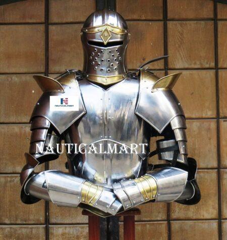 Medieval Half Armor