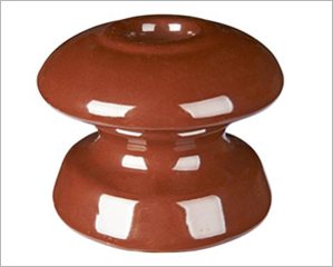 brown color shackle insulator