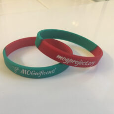 Bi-Color MOGnificent Wristband
