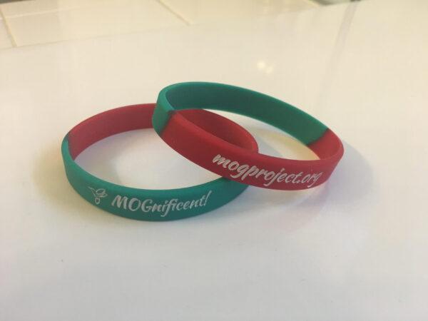 Bi-Color MOGnificent Wristband