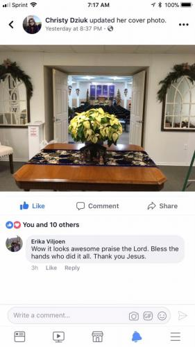 Sutherland Springs First Baptist Church 1