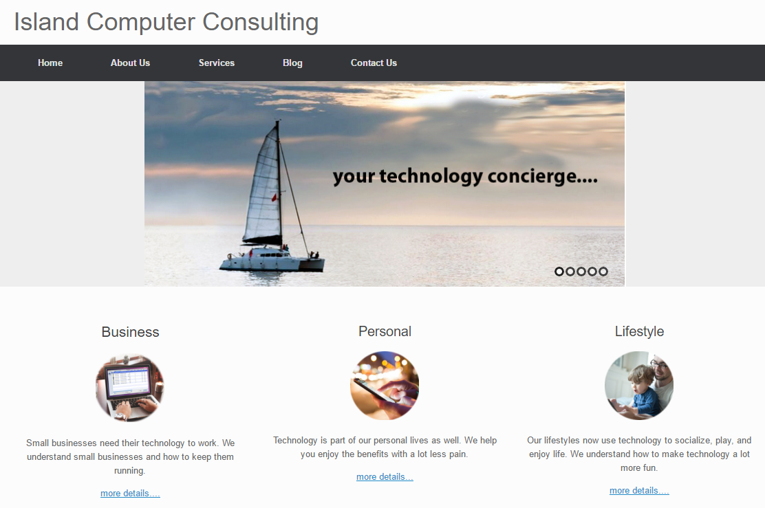Island Computer Consulting