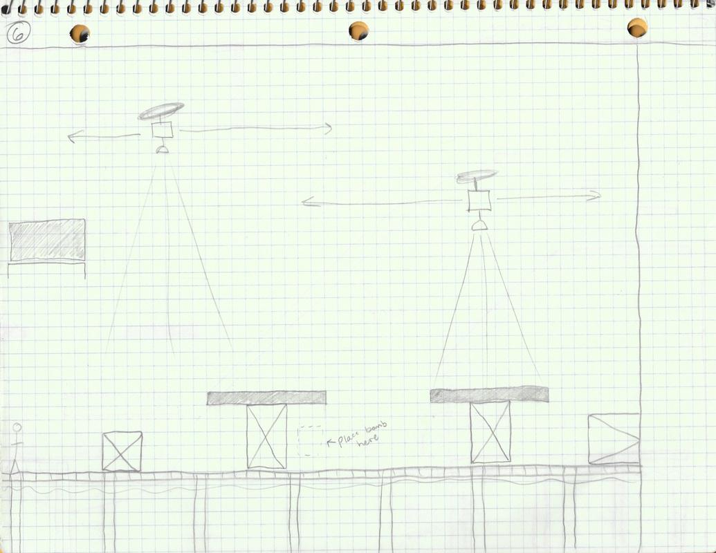 Finalized screen blueprint