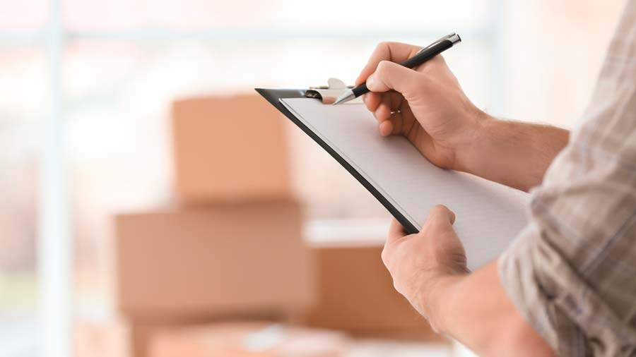 MIGHTY MICHIGAN MOVERS — Moving Checklist
