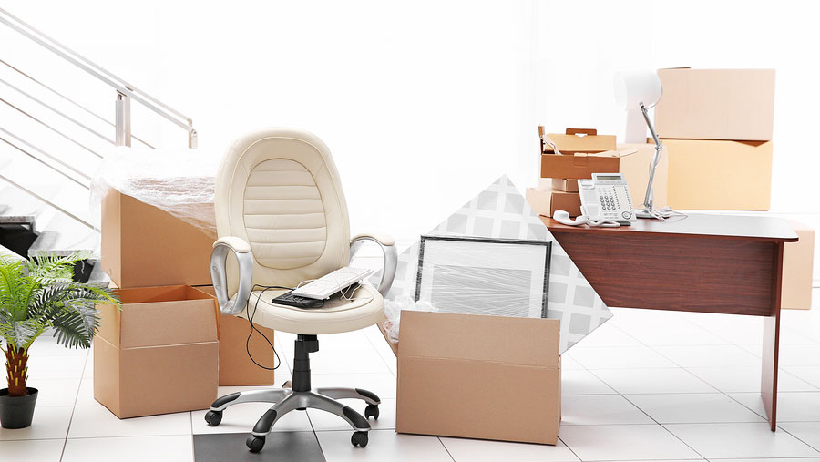 Office Commercial Moving - Office | Commercial Moving Services - West Michigan Movers