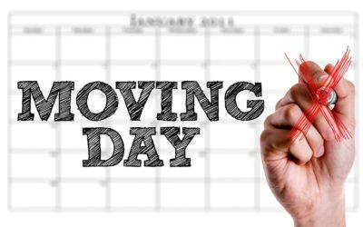 Five Money-Saving Moving Tips