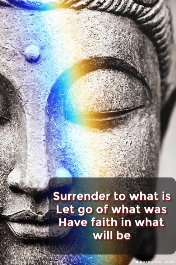 surrender to live