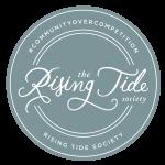 the rising tide society logo
