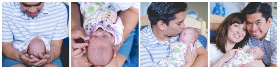 NICU Infant Collage
