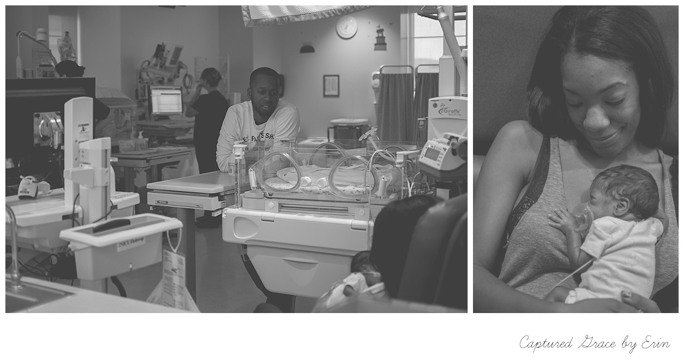 NICU Collage