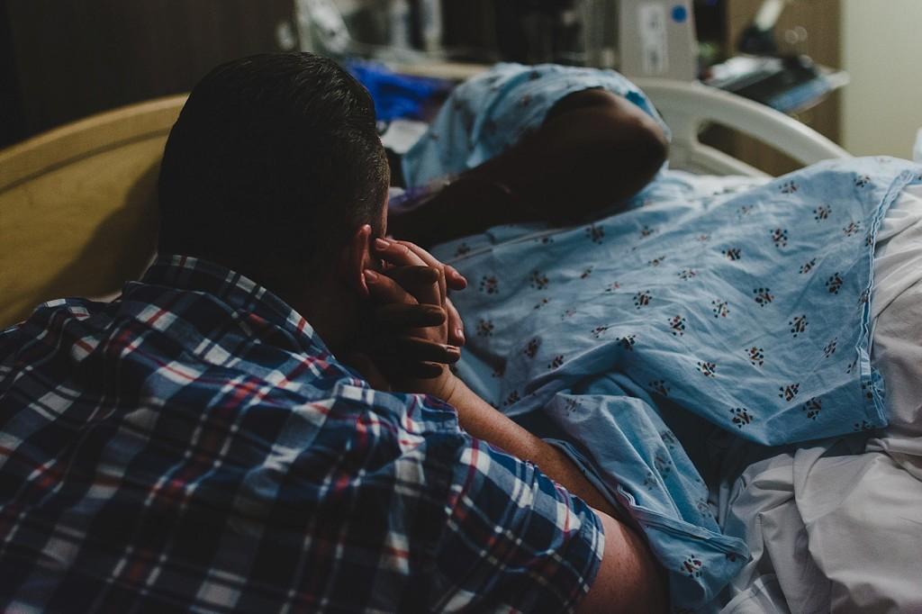 los angeles documentary birth photography