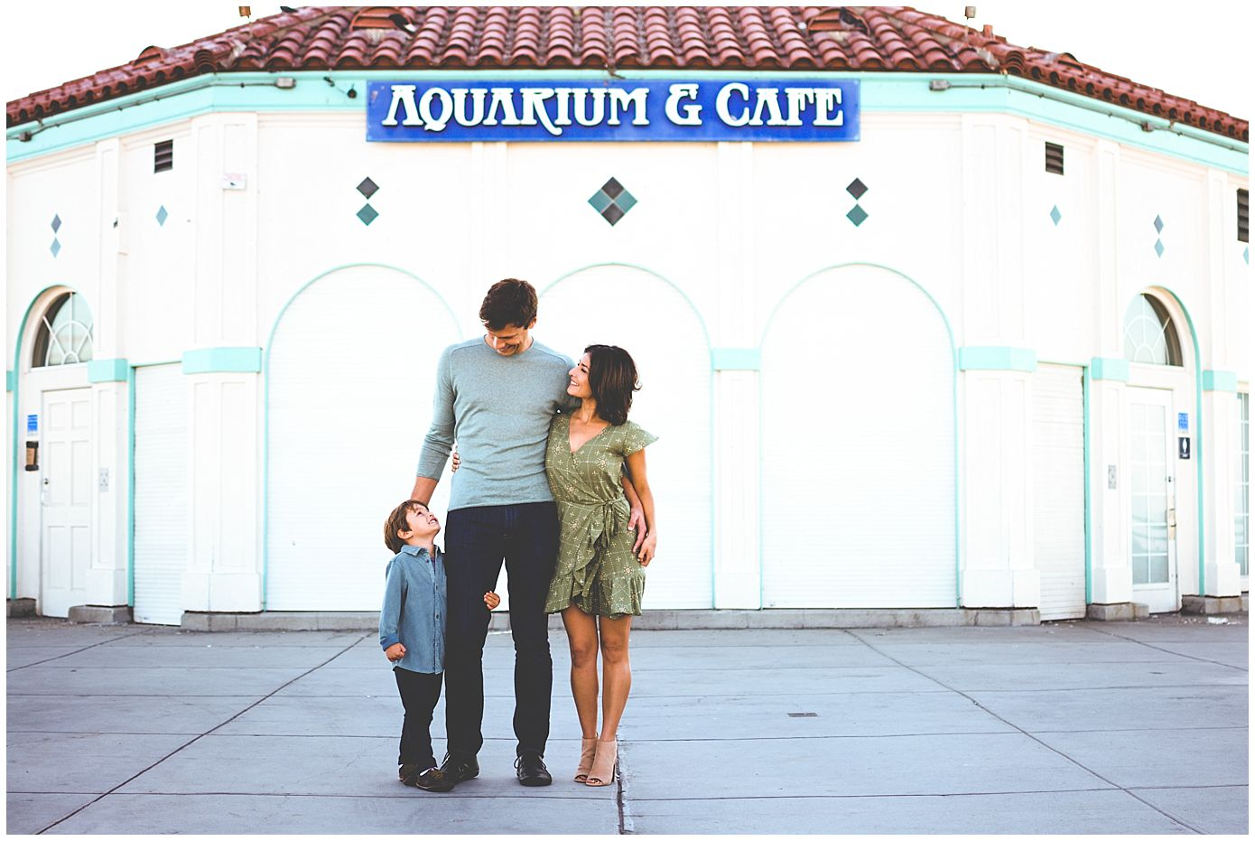 Manhattan Beach Family Photography Captured Grace by Erin