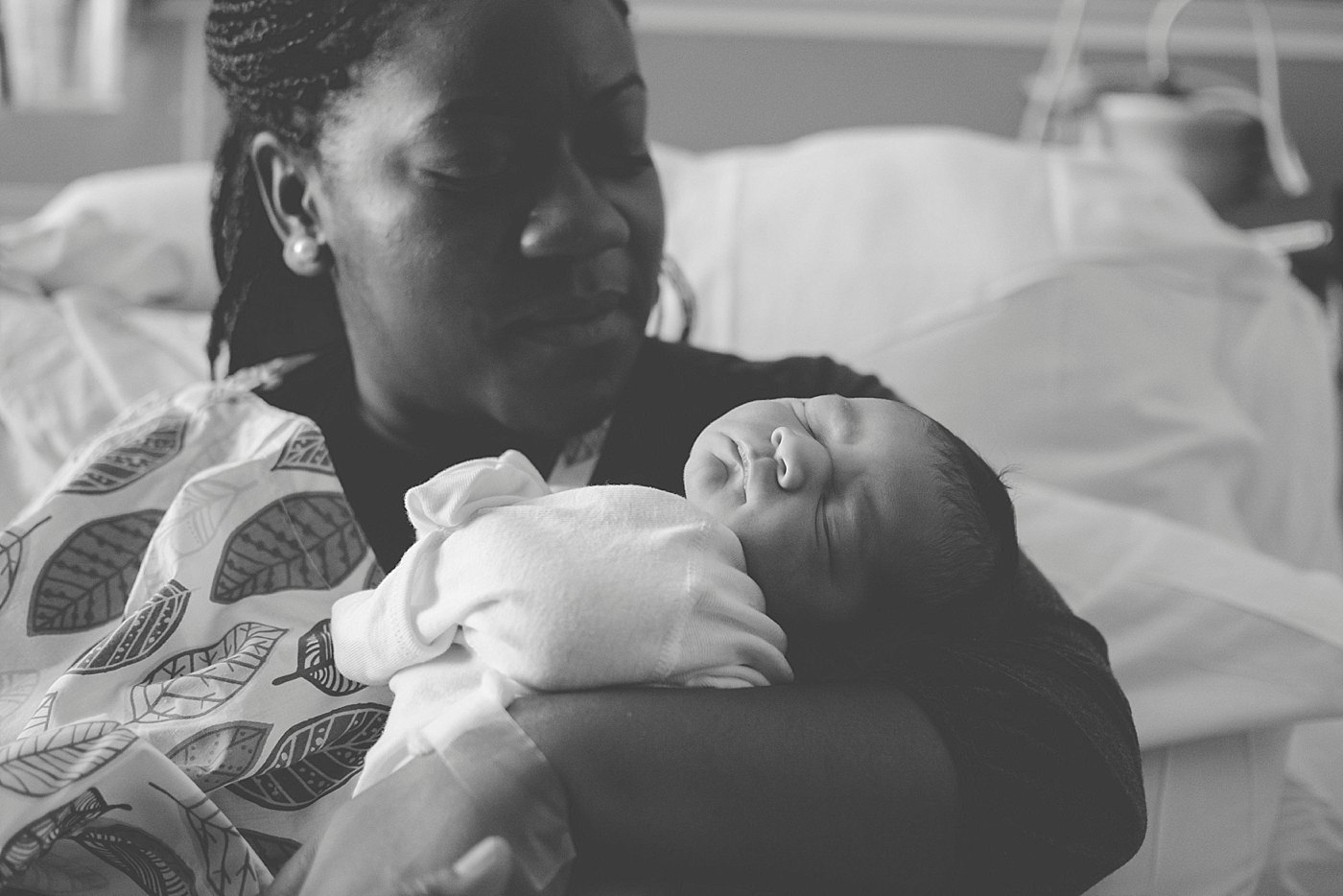 baby asleep with mom after nursing captured grace by erin yucaipa birth photography