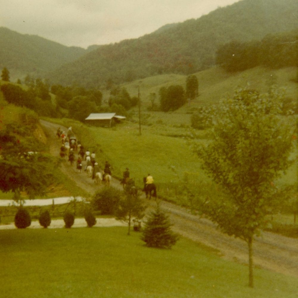 wagon train on willow creek rd