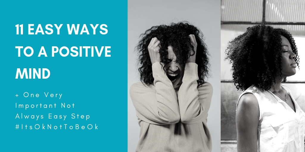 11 Easy ways to a positive mind, stressed to calm