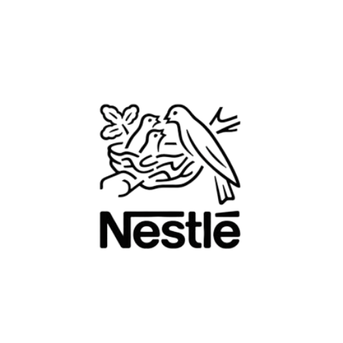 Nestle Logo with transparent background