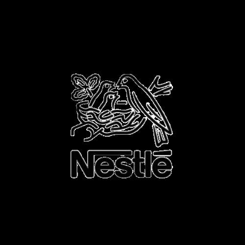 Nestle Logo with transparent background