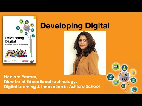 The Developing Digital Launch - Neelam Parmar - Simplifying T & L