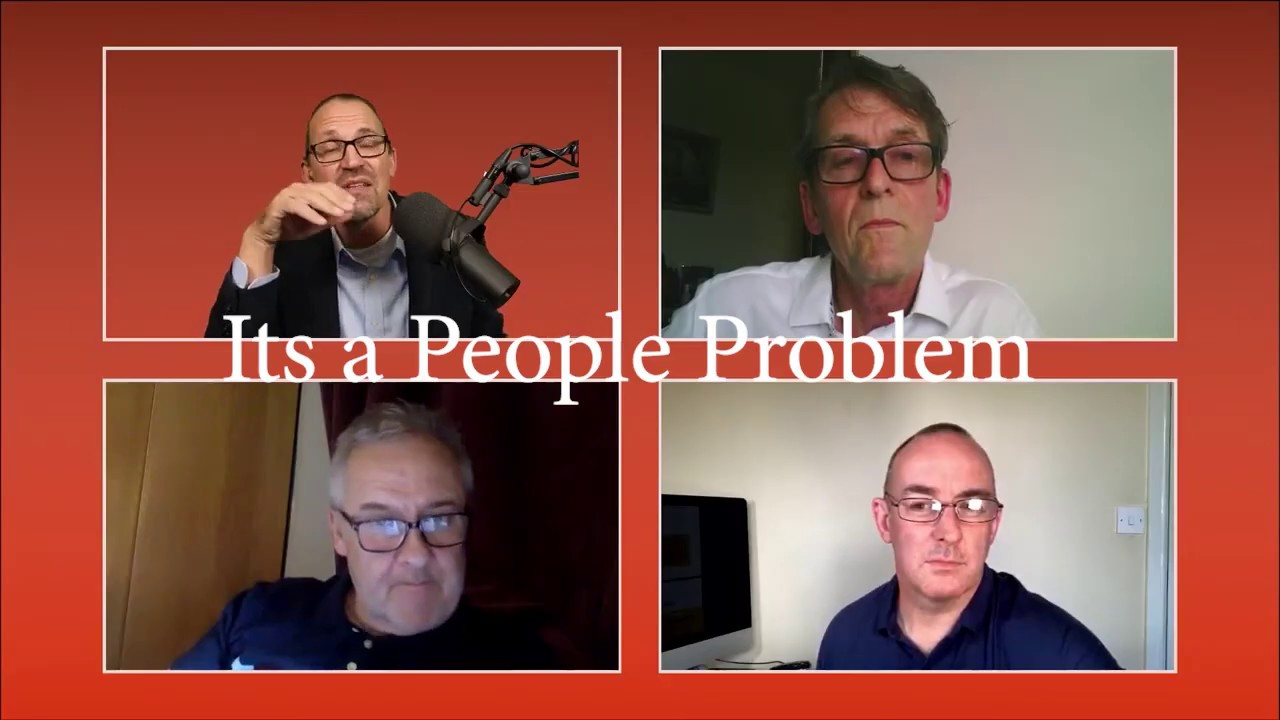 It's a People Problem from The Future of Work 010