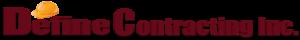 Define Contracting Logo