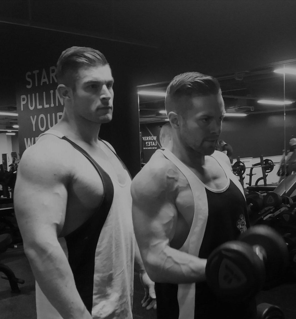 Nick & Chris Broomhead
