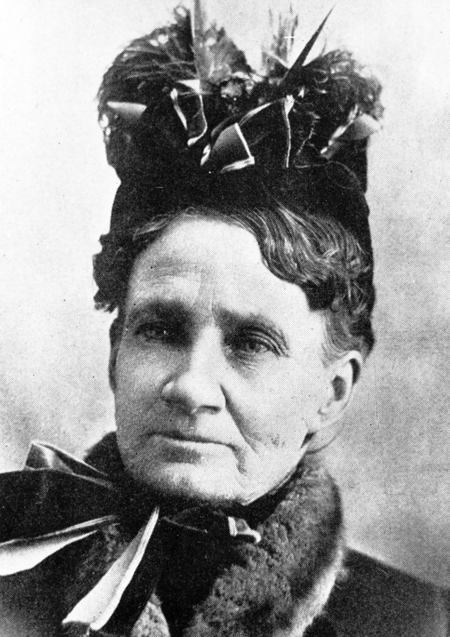 Martha Boise was elected the first female Bailiff when it was found necessary to sequester a jury during a trial.
